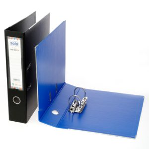 Clip Folders - Binders & Dividers